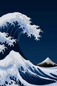 Japanisches Bild Welle - japanese wave wallpaper gallery
