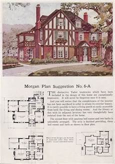 half timbered house plans english tudor revival 1923 morgan building with