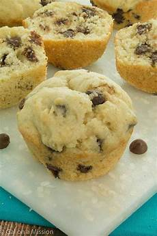 easy chocolate chip muffins gal on a mission
