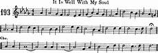 it is well with my soul free violin sheet music