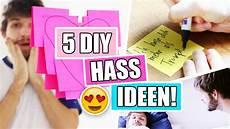 5 Diy Hass Ideen Gegen Langeweile Wie Jemandem Zeigt