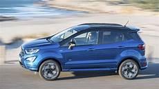 der neue ford ecosport der neue ford ecosport im test