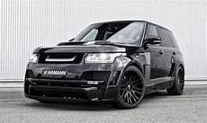 hamann range rover myst 200 re in black