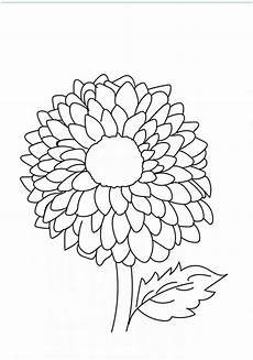 Ausmalbilder Blumen Beautiful Printable Flowers Coloring Pages