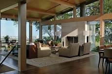 Haus Hanglage Modern - hillside dwelling in with a fantastic indoor outdoor