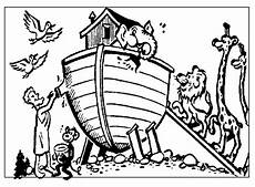 Malvorlagen Kinder Arche Ausmalbild Arche Noah Kostenlos