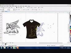 Cara Memasukan Objek Gambar Ke Dalam Desain Kaos Dengan