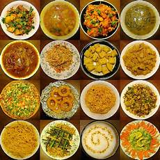 toothsome tribal food of bundelkhand orchha