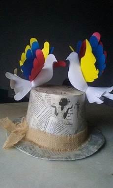 sombrero reciclado papel cart 243 n papel periodico sombreros con material reciclado manualidades