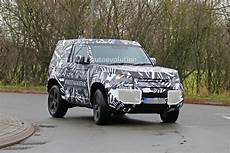 new land rover defender 110 teased ahead of 2019 world