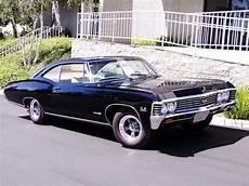 1967 Chevrolet Impala Ss 2 Door Hardtop