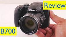 nikon coolpix b700 review and 4k zoom test