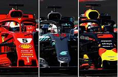 Formula 1 2018 The Big Three Grand Prix 247