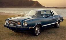 ford mustang 1974 the history and evolution of the ford mustang