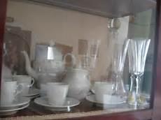 servizi di bicchieri tra sogni e realt 224 shabby chic le vetrine della nonna
