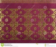 songket palembang stock image image of multi material 10397625