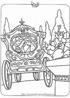 Malvorlagen Cinderella House Princess Coloring Pages Free Printable Mit Bildern