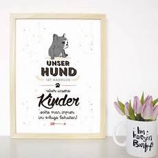Formart Kunstdruck Unser Hund Kaufen Design3000