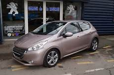 voiture 208 occasion occasion peugeot 208 1 6 e hdi 92 ch 5 portes