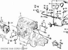 Honda Civic 1990 L 3dr Si Ka Kl Parts Lists And Schematics