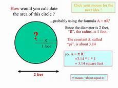 umfang kreis berechnen formel circle area proof