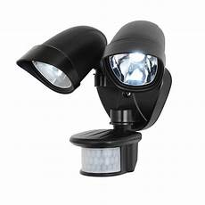 led outdoor security lights lighting and ceiling fans