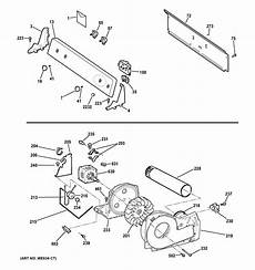 ge electric dryer parts diagram ge electric dryer parts model gtdp180ed0ww sears partsdirect