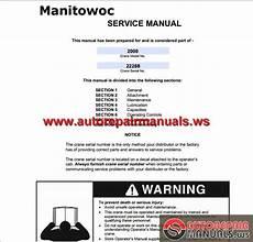 keygen autorepairmanuals ws manitowoc crawler crane 2000 service manual
