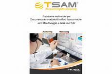 fisso e mobile telenia software tsam accouting monitoring