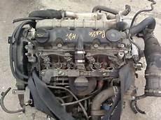 Citroen Xsara Picasso 2002 2l Hdi Exclusi Engine Diesel
