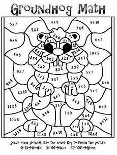 free color by number math worksheets multiplication 16320 forest multiplication mosaics 8 pages of color by number math worksheets math