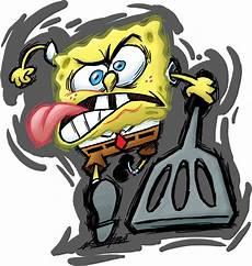 Gambar Spongebob Keren Png Gambarkeren77