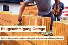 Baugenehmigung Garage Baugenehmigung Bauantrag
