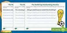 continuous cursive handwriting worksheets uk 21609 eyfs ks1 the journey to continuous cursive the world cup handwriting