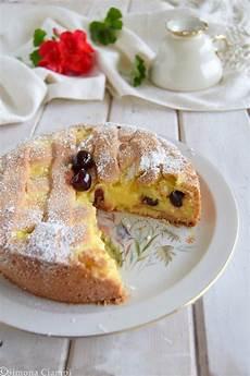 torta pasticciotto fredda ricette ricette dolci e dolci torta pasticciotto crema e amarene idee alimentari ricette dolci torte