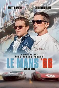 cinema le mans affiche du le mans 66 affiche 5 sur 6 allocin 233