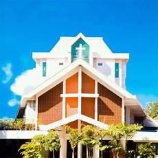 Gereja Kristen Indonesia Gki Diponegoro Jalan