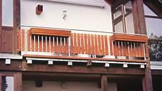 balkongeländer holz modern holzbalkone modern modernes design f 252 r ihren balkon