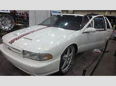 1996 Chevy Impala SS At 2014 Detroit Autorama   YouTube