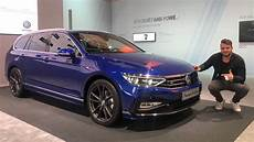 2019 vw passat facelift b8 review test details