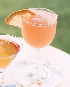 cocktail d été 74201 quot pink salty quot ingredients coarse salt for of glass grapefruit slice for garnish 1 3