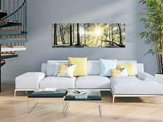 Wandbild Wohnzimmer Orchideen Mehrteilig Abstrakt Modern