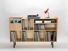 meuble platine vinyle vintage meuble hi fi vinyle