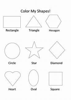 shapes colours worksheets 1064 kaleidoscope shape kit