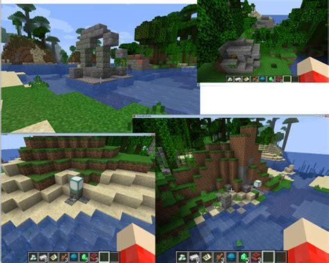 Minecraft Ocean Ruins