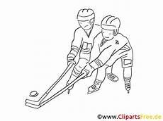 Malvorlagen Eishockey Ausmalen Eishockey Ausmalbild Gratis