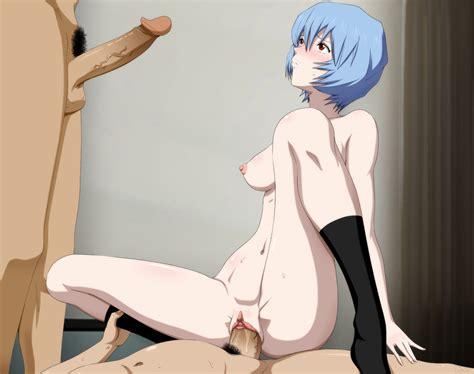 Evangelion Rei Hentai