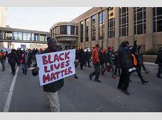 black lives matter policy platform