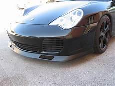 porsche spoilers 2001 2005 porsche 911 996 turbo c4s aero style front