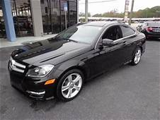 Sell Used 2013 Mercedes Benz C Class C250 Coupe / Black
